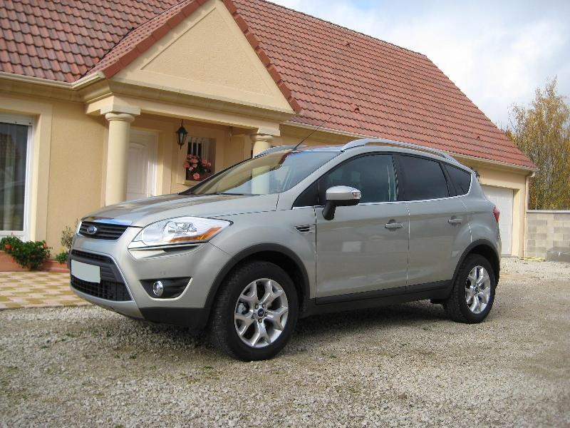 forum ford kuga afficher le sujet ford kuga beige t n r. Black Bedroom Furniture Sets. Home Design Ideas