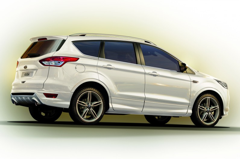 Kit carrosserie ford kuga 2